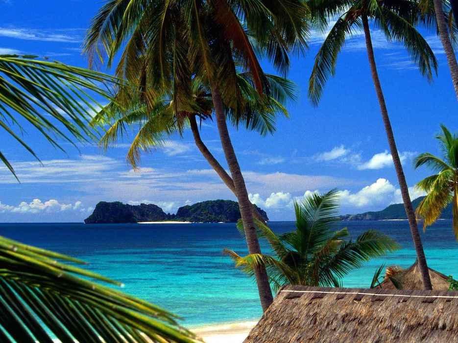 Tropical Island Beach Ambience Sound: TOP10 Legszebb Strand A Világon