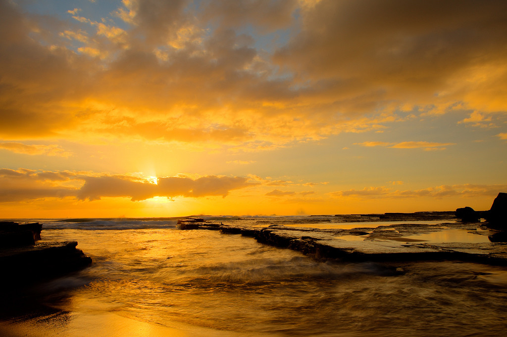 Turimetta Beach - Narrabeen, Sydney | Fotó: Pavel (Flickr)