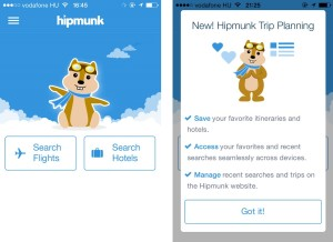 Hipmunk's-travel