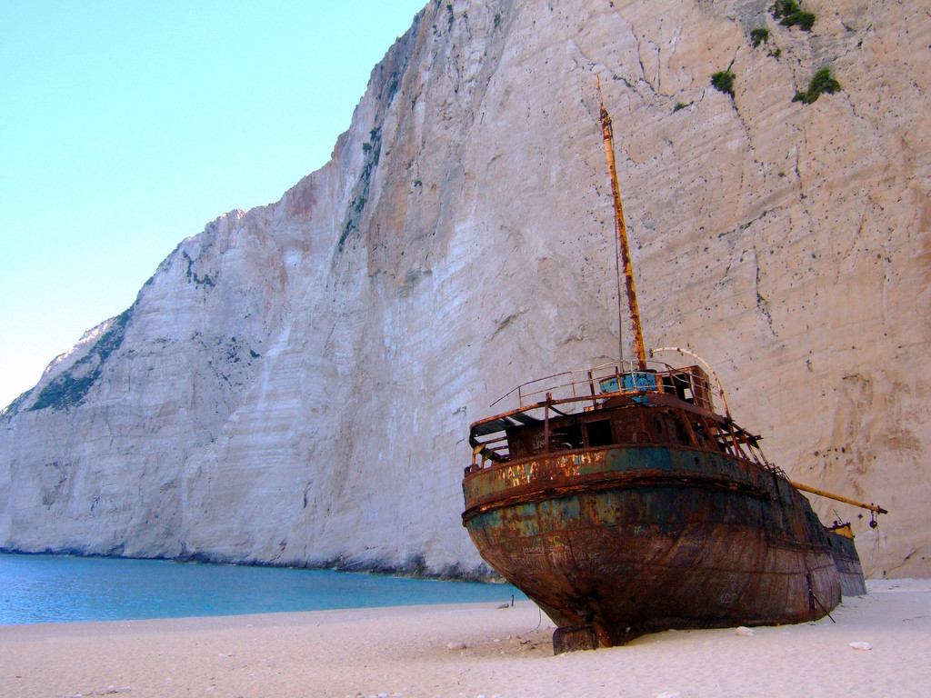 Navagio, Fotó: flickr